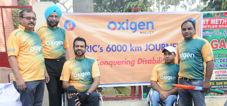 Oxigen Salam to Brave hearts